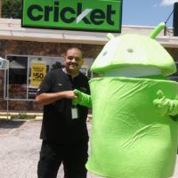 DJ Taz At Cricket Wireless